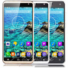 "5.5"" Cheap Factory Unlocked Android 5.1 Cell Smart Phone Quad Core 2 SIM 3G GPS"