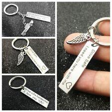 'Drive Safe Handsome I Love You' Trucker Schlüsselanhänger Keychain Geschenk new