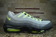 "BRAND NEW Nike Air max 95 OG Neon Green ""Size 14"" 554970 071"