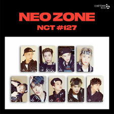 NCT 127 - NEO ZONE CASHBEE TRANSPORTATION CARD CASHBEE