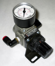 New listing Smc Ar20-N01-1Z Set Press. 3~30Psi Pressure Regulator Assembly