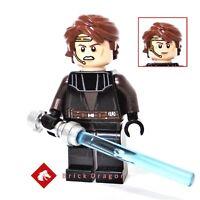 Lego Star Wars - Anakin Skywalker minifigure from set 75214