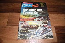 ATLAN exclusiv  # 132 / 15 -- die BURG des TYRANNEN //  1. Auflage 1974