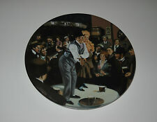 My Fair Lady Collector Plate #2536A Get Me To The Church On Time 1990