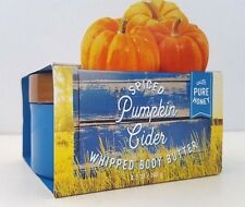 Bath & Body Works Spiced Pumpkin Cider Whipped Body Butter Lotion