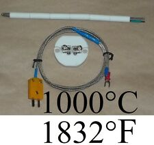 Fine K Type Thermocouple for BGA Jovy Soldering Chip Temperature Sensor Probe