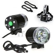 New 4000Lm 3X Lamp XM-L T6 LED Headlight Headlamp 3LEDs Bicycle Bike Front Light