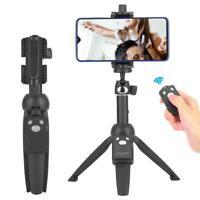 Yunteng YT-9928 Handheld Selfie Stick Tripod w/Remote Shutter for iPhone XS -TD