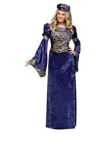 Maid Marion, Game of Thrones Medieval/Tudor Period Ladies Fancy Dress