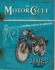 July Weekly Motor Cycle Magazines