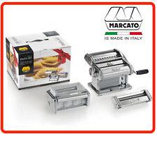❤ Marcato Atlas 150 Pasta Set 4 pce 5 Types Wellness Made in Italy RRP $229 ❤