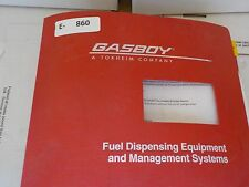 Gasboy Fue Dispensing Equip and management systems manual Thick big excellent