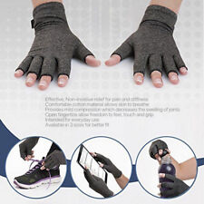 Arthritis Hand Compression Gloves Hand Wrist Brace Relief Carpal Tunnel Pain New