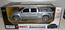 Silver GMC Sierra-Denali 1:24 License Friction Series New in Box