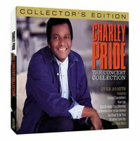 Charley Pride The Ultimate Concert Collection Collectors Edition CD all the hits