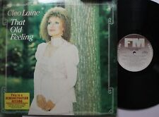 Country Promo Lp Cleo Laine That Old Feeling On Fm