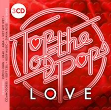 Top of The Pops Love 3 CD Set - Release January 2018