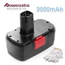 19.2V 3000mAh Battery for Craftsman C3 19.2 Volt 11375 130279005 Cordless Drill