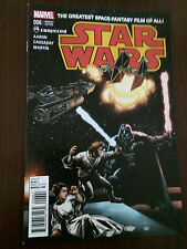 Star Wars #006 NM+ Montreal Comic Con Variant Cover 9.6 - 9.8