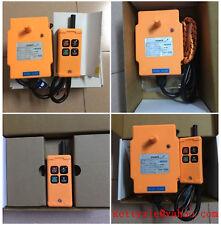 4 Channels Hoist Crane Radio Remote Control System 12V