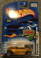 New Hot Wheels Hyundai Spyder Concept 37/42 Die-cast Metal 049 Mattel 52912-E910