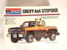 CHEVY 4X4 Truck Pickup STEPSIDE Monogram 2264,NEW,''SEALED''MINT,CLASSIC,OWN IT