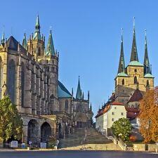 Kulturtrip nach Erfurt ins Wohlfühlhotel in der Altstadt 3* Hotel am Kaisersaal