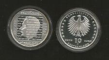 10 EURO Gedenkmünze 2010 , 100. Geburtstag Konrad Zuse - PP -