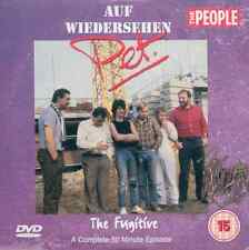 AUF WIEDERSEHEN PET: THE FUGITIVE - PROMO DVD / JIMMY NAIL, KEVIN WHATELY