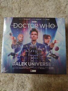 Big Finish, Doctor Who, Dalek Universe 2 CD New Sealed