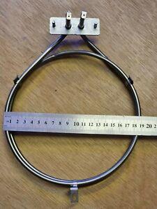MATRIX MS200SS Cooker Main Fan Oven Heater Element 2000W 8026766, AMI8026766