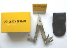 Leatherman Rev Stainless Multi Tool Multitool Knife + Nylon Sheath Free Post