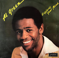 AL GREEN - EXPLORES YOUR MIND (LP) (G++/G)