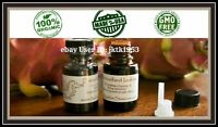 ORGANIC Detoxified Nascent Iodine - 2 Bottles Cayce Atomic Colloidal Thyroid