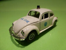 DANDY TOMICA  VW VOLKSWAGEN 1200LE - POLITIE POLICE - 1:43 - RARE SELTEN - GOOD