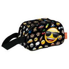 Emoji-Doble vanidad/Bolsa De Cosméticos Belleza/(6402) - Tamaño aproximado: 25x14x13cm