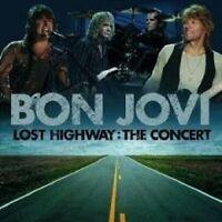 "BON JOVI ""LOST HIGHWAY THE CONCERT (LIVE)"" CD NEW+"