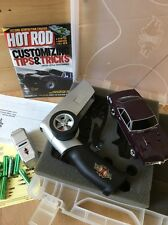 R/C RADIO REMOTE CONTROL CAR ELECTRIC XMODS 1967 FIREBIRD FIRE BIRD Rechargeable
