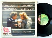 Amanda McBroom Growing Up In Hollywood Town Sheffield Lab LP Vinyl Record Album