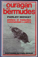 FARLEY MOWAT, OURAGAN AUX BERMUDES