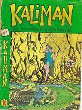 Kaliman El Hombre Increible #4 - Diciembre 25, 1965 - Mexico