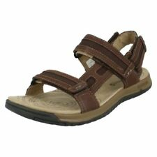 Merrell Leather Upper Shoes Sandals for Men