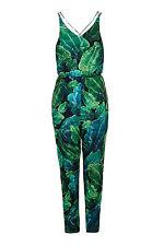 Topshop Viscose V Neck Jumpsuits & Playsuits for Women