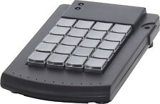 Expertkeys EK-20 Programmierbare USB Tastatur - 20 frei programmierbare Tasten.