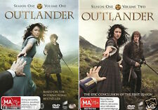 OUTLANDER Complete Season 1 Volume 1 &  2 : NEW DVD