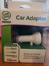 LeapFrog Car Adapter LeapPad LeapPad2  LeapsterGS LeapsterExplorer