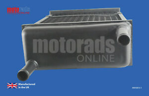 Heater matrix for Austin Mini 1963-69 rare 124mm pipe centres made in UK NEW