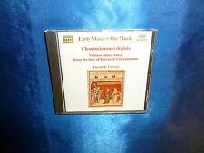 Ensemble Unicorn: CHOMINCIAMENTO DI GIOIA - Boccaccio´s Decamerone neuwertig