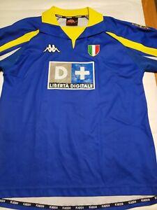 Juventus Del Piero Authentic Jersey Kappa 1998-1999 Autograph No COA Size L