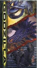 Inkworks Godzilla Widescreen Complete 72 Card Base Set